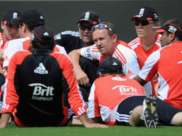 We need to start from scratch, says England coach Andy Flower