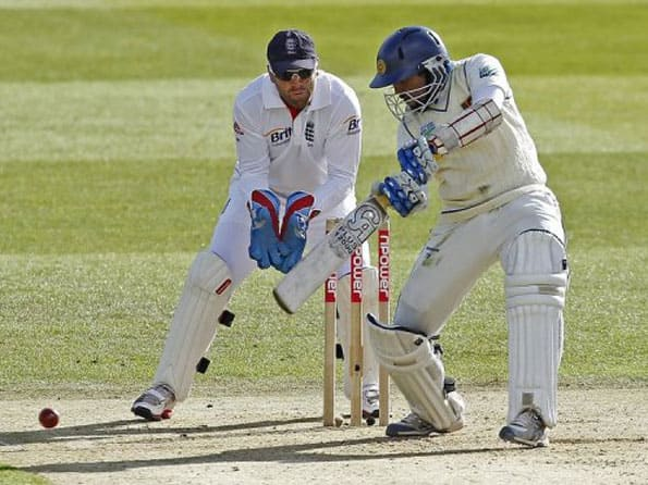 No need to press the panic button: Dilshan