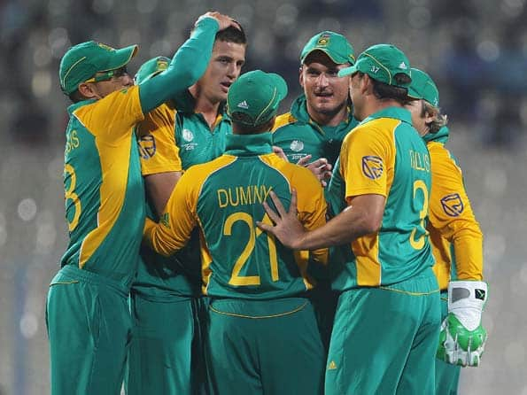 South Africa wallop Ireland to ease into quarterfinals