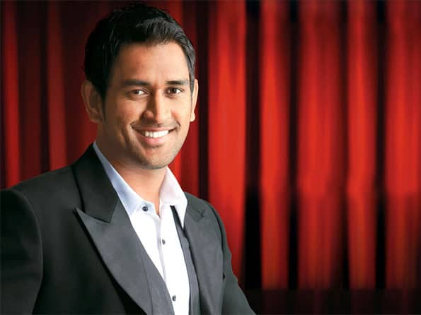 MS Dhoni second most stylish Indian