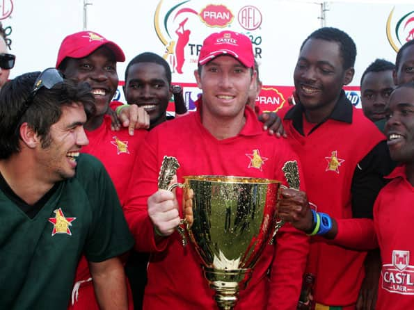 Cricket uniting people in Zimbabwe