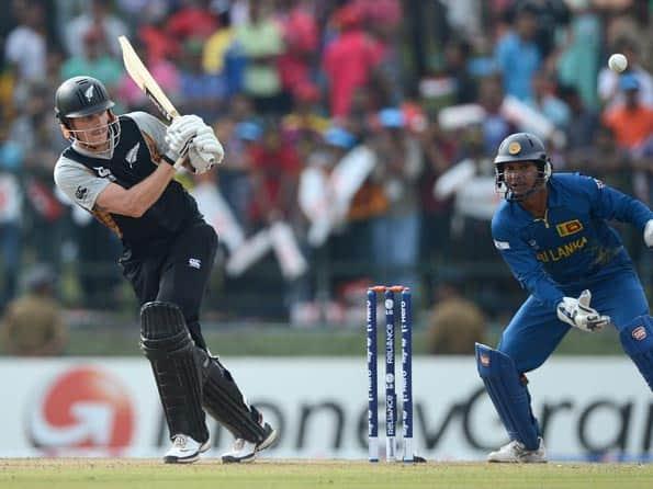 ICC T20 World Cup 2012: Rob Nicol half-century fires New Zealand to 174 against Sri Lanka
