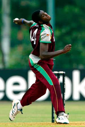 West Indian pacer Delorn Johnson eager for more success