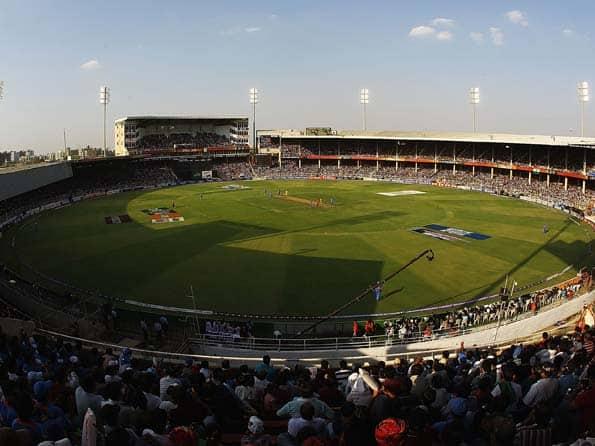 ICC criticised Motera Stadium facilities during World Cup: Narhari Amin