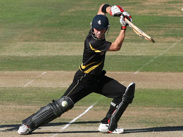 India beat Kent in a thriller