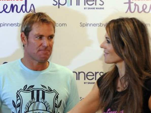 Warne's new slim look likened to Ken doll