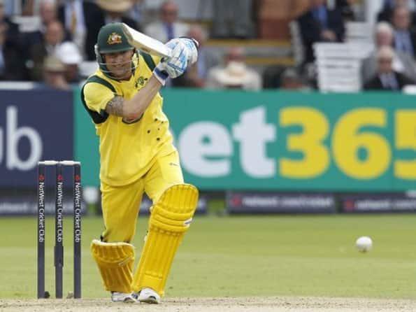 Michael Clarke, Matthew Wade take Australia to 272 against Afghanistan