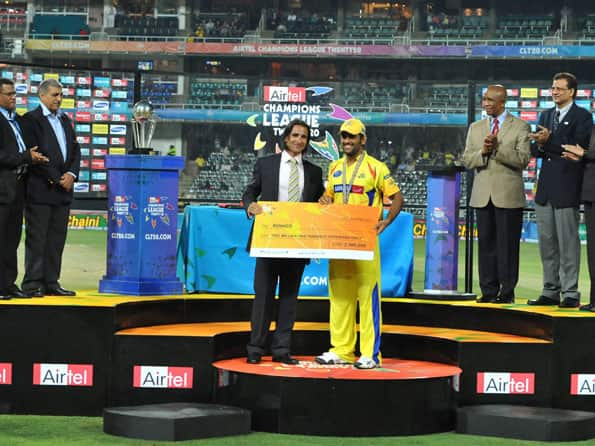 Nokia signed as title sponsor of Champions League T20