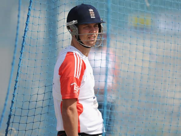 Jonathan Trott ruled out of remainder of English domestic season