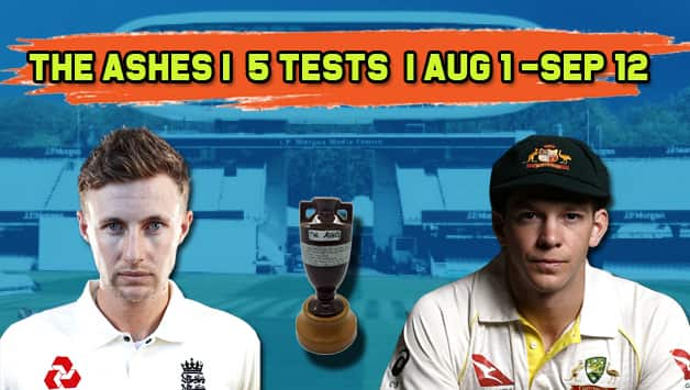 The Ashes,  2019