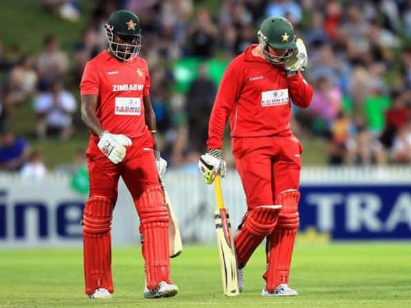 Zimbabwe win toss, elect to bat in T20 against South Africa