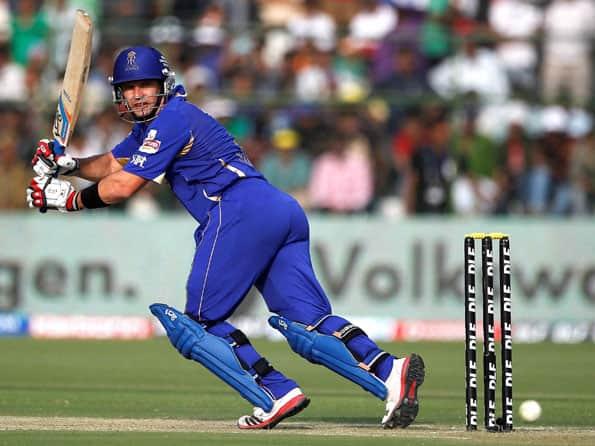Live Cricket Score IPL 2012: Mumbai Indians vs Rajasthan Royals, T20 match in Mumbai