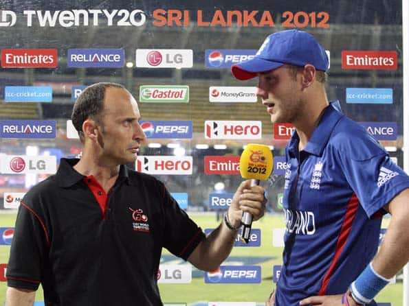 ICC World T20 2012: Stuart Broad delighted with team's performance against Afghanistan