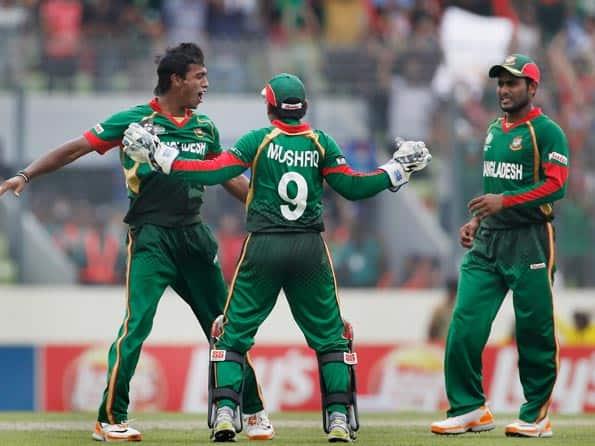 West Indies crawl to 132 against Bangladesh