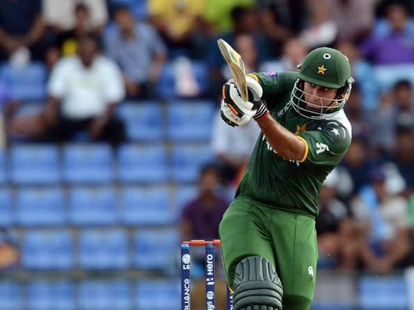 ICC World T20 2012: Nasir Jamshed, Mohammad Hafeez push Pakistan to 177