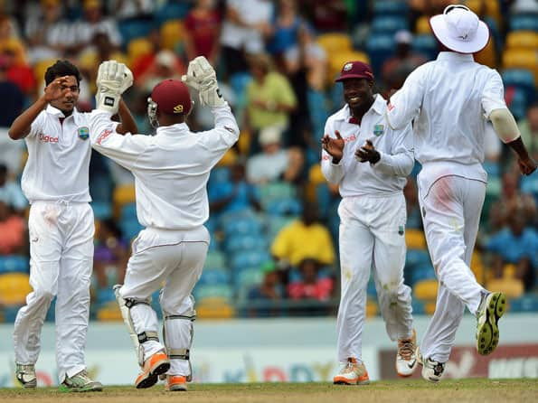 Live Cricket Score: West Indies vs Australia 1st at Barbados- Day four
