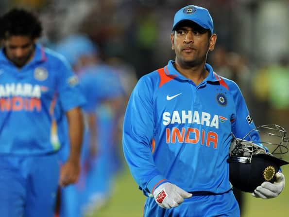 ICC World T20 2012: MS Dhoni says India were not up to the mark against Afghanistan