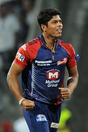 IPL 2012: Delhi pacer Umesh Yadav satisfied with performance
