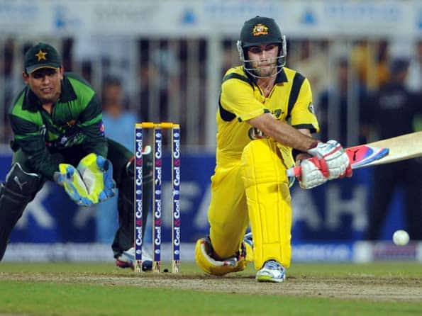 Australia include Glenn Maxwell in the squad for final T20 against Pakistan
