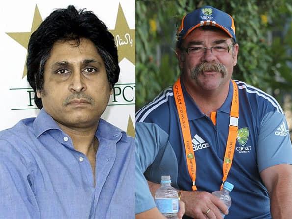 Satire: India-Pak match: Commentator Rameez Raja fined by match referee David Boon
