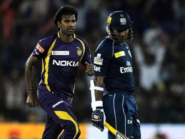 IPL 2012: KKR-DC match delayed due to rain at Eden Gardens, Kolkata
