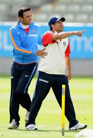 Sachin Tendulkar and Rahul Dravid - a study in comparison
