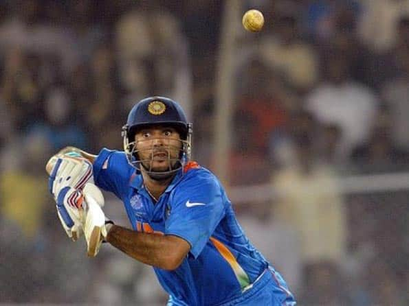Yuvraj Singh signs deal with sports management firm