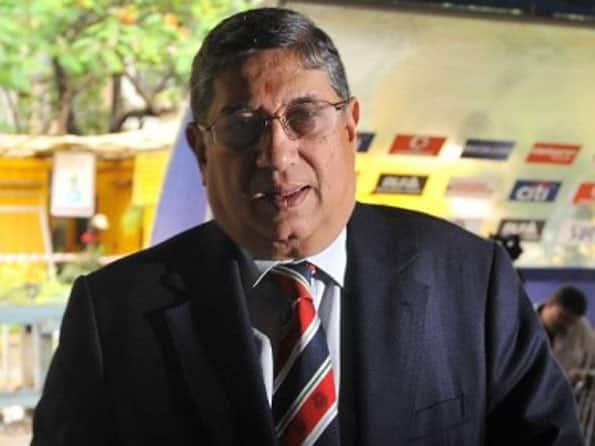Paid job for national selectors has increased interest: N Srinivasan