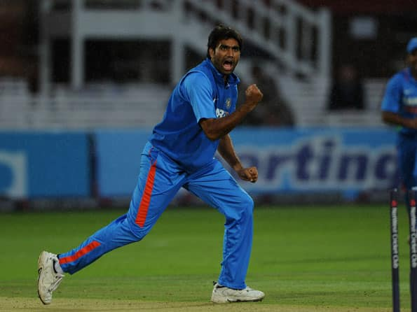 Munaf Patel sufferes suspected ankle injury