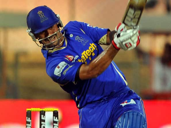 Owais Shah leads charge as Rajasthan Royals reach 146 against Chennai