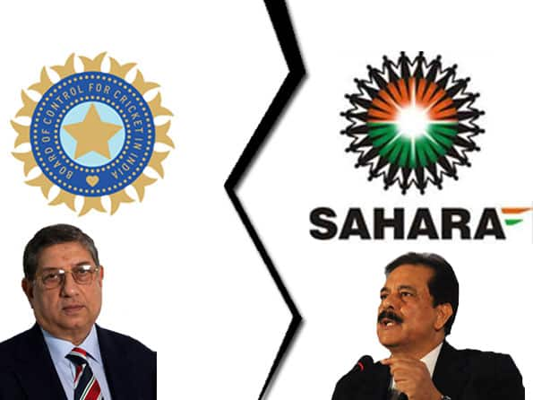 Sahara's parting with BCCI indicates serious problems in Indian cricket