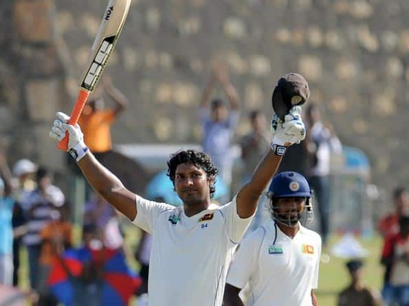 Kumar Sangakkara rues missing out double ton against Pakistan on father's birthday