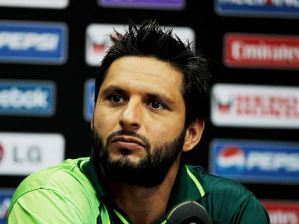 I want to focus only on cricket, says Shahid Afridi