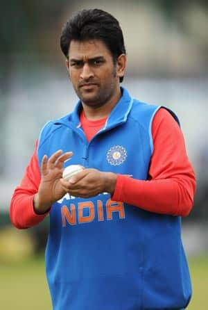 England series an opportunity for youngsters to impress: MS Dhoni