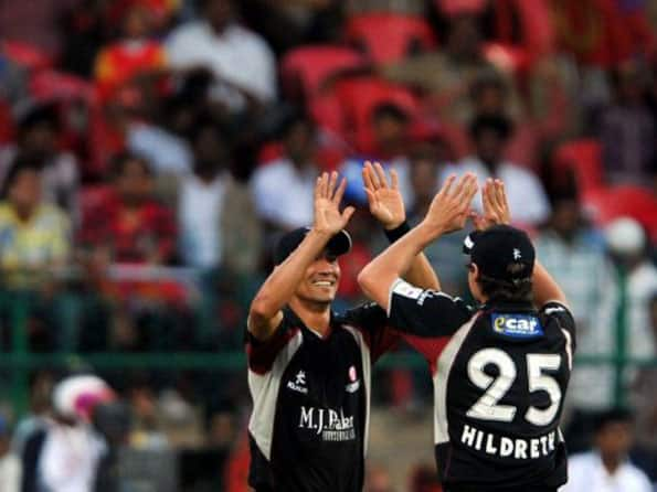 Playing against Mumbai Indians is a 'challenge': Alfonso Thomas