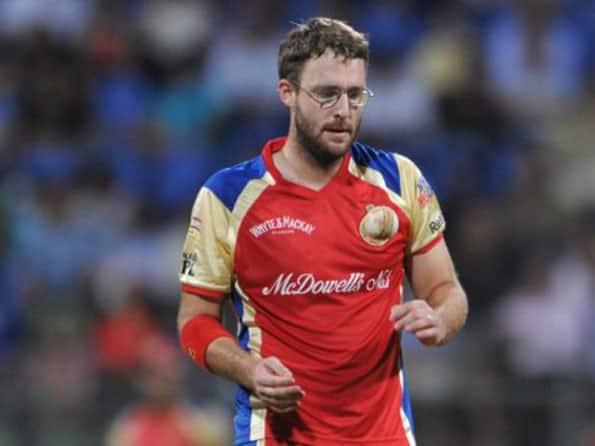 IPL 2012: Inconsistent middle-order let us down, says Daniel Vettori