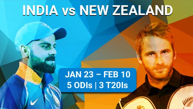 India in New Zealand,  2019