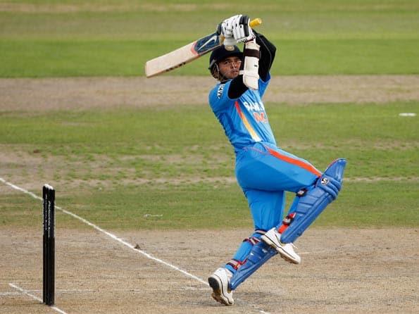Little Parthiv shines as India scores 274