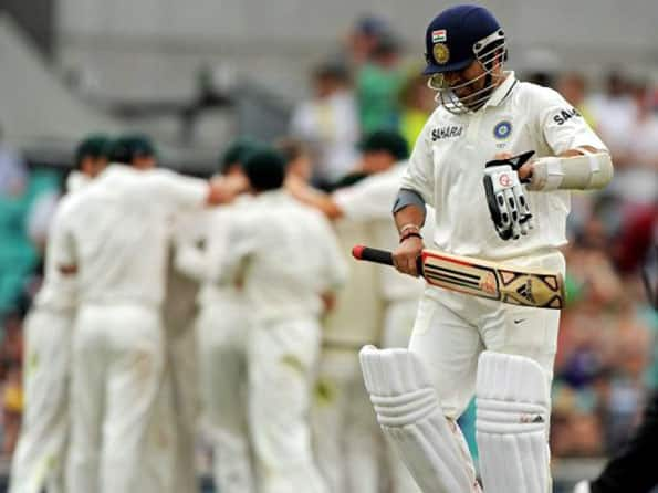 Michael Clarke delighted after dismissing Sachin Tendulkar