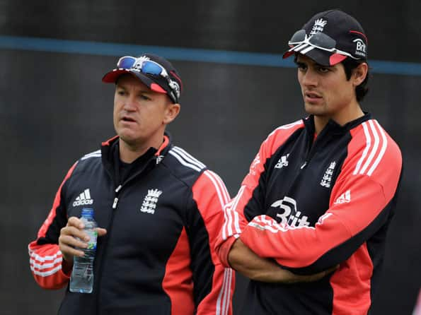 Alastair Cook praises England's 'death overs' duo