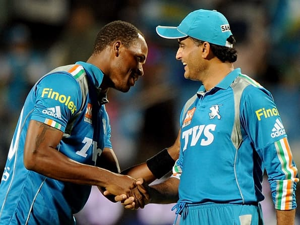 IPL 2012: Decision to report Samuels' action irrational, says Ganguly