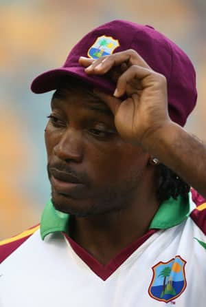 Gayle's career in trouble after stormy meeting with WICB