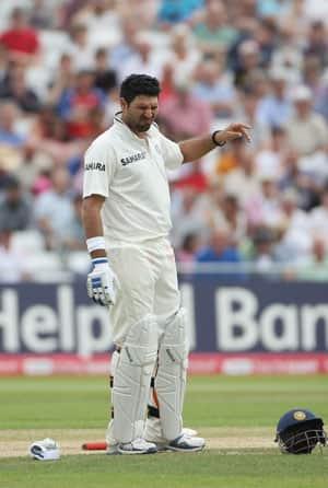 Yuvraj Singh in no hurry for India comeback