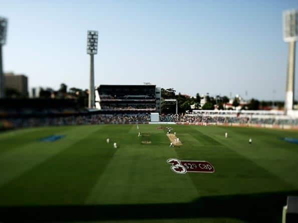 Indian team sweat it out at WACA ahead of third Test