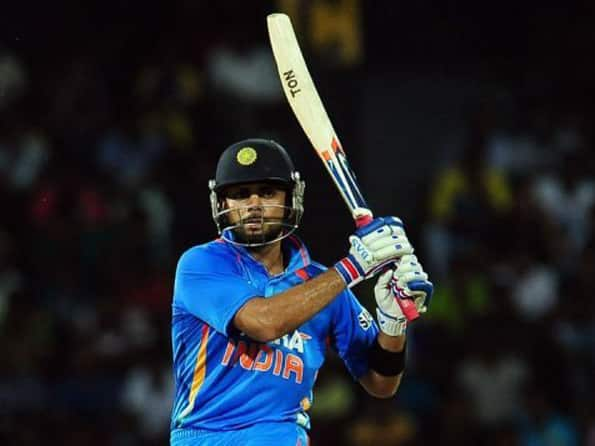 ICC World T20 2012: Yuvraj, Kohli stabilise India after early blows against Afghanistan