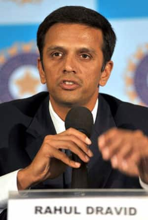 Rahul Dravid proved me wrong, says father