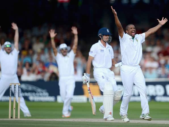 South Africa become No 1 Test team as Philander shines with five-for