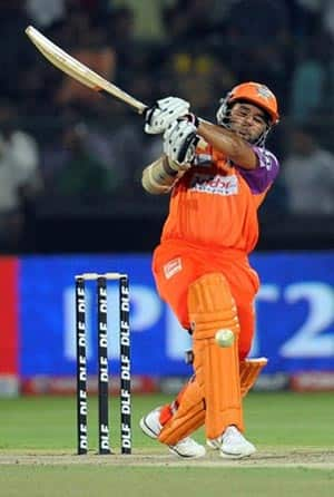 Parthiv Patel appointed captain of Kochi Tuskers Kerala
