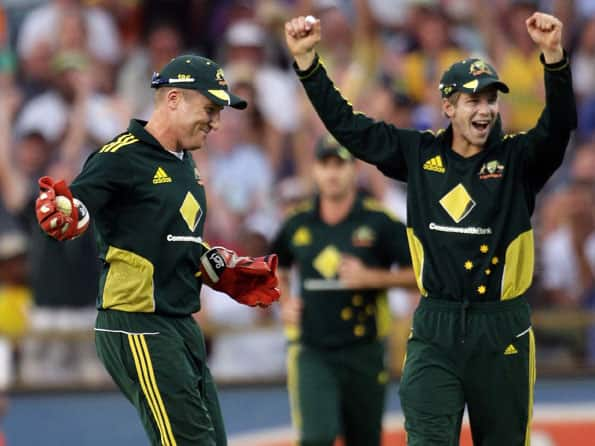 Australia to host tri series after four years