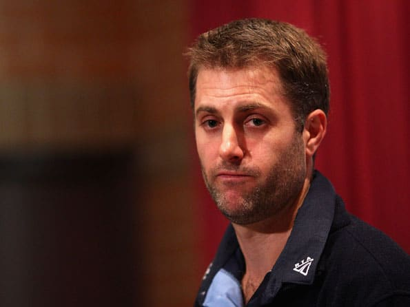 Katich ready to defend public outburst against Clarke